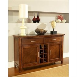 Somerton Gatsby Dining Server in Medium Brown Walnut