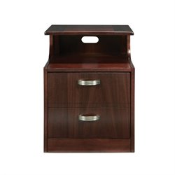 Somerton Soho File Cabinet in Dark Brown
