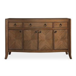 Somerton Sophisticate Server in Pale Wood