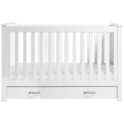 Asher 3-in-1 Convertible Crib