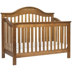 DaVinci Jayden 4-in-1 Convertible Crib in Chestnut