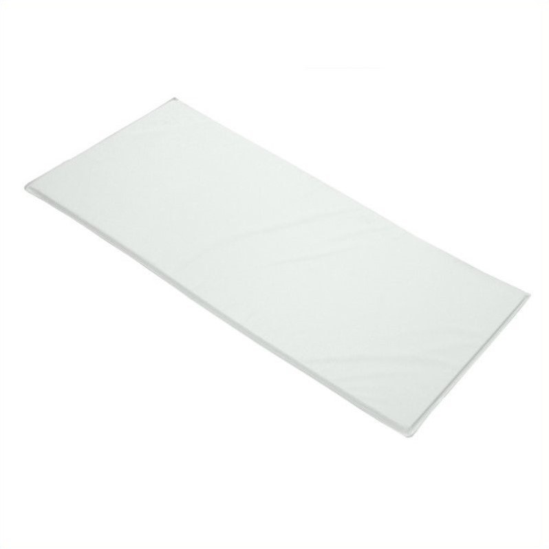 DaVinci White Cradle Foam Pad