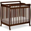 ADD TO YOUR SET: DaVinci Emily Mini 2-in-1 Convertible Wood Baby Crib in Espresso