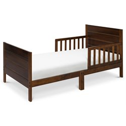 DaVinci Modena Wood Toddler Bed in Espresso