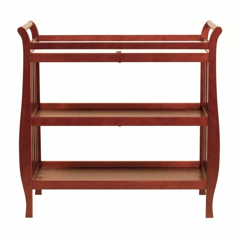 DaVinci Emily Changing Table II in Cherry