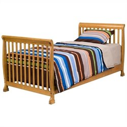 Da Vinci Kalani Kids Bed in Honey Oak - Full