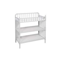 DaVinci Jenny Lind Changing Table in Fog Gray