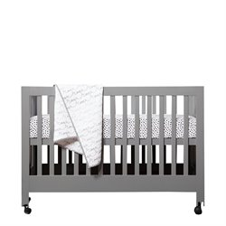 Babyletto Maki Full Size Folding Crib