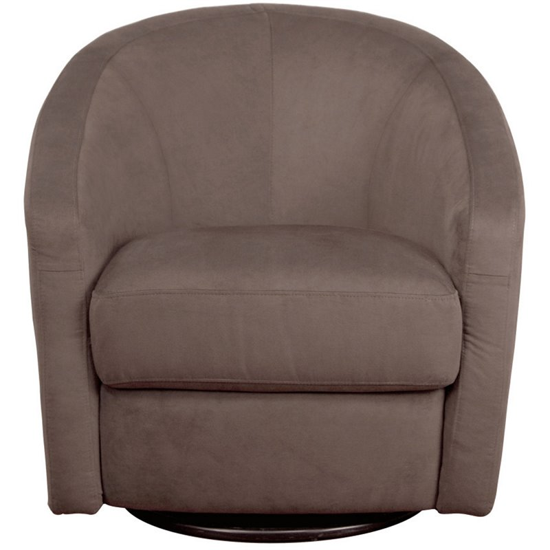 Babyletto Madison Swivel Glider In Slate M5887sl