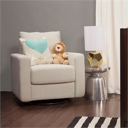 Babyletto Bento Glider in Stone Finish