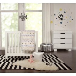 Babyletto Desert Dreams 4-Piece Mini Crib Set