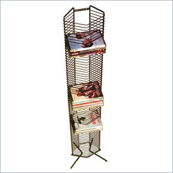 Atlantic Inc Onyx 65 DVD Wire Storage Tower