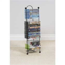 Atlantic Inc Nestable 32 DVD Tower