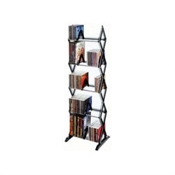 Atlantic Inc Multimedia Shelving - 130 CD 90 DVD