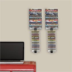 Atlantic Inc Media Stix in Black (Set of 4)