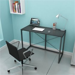 Atlantic Inc Tech Desk in Black