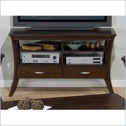Jofran 328 Series Sofa Table / TV Stand in Joes Espresso Finish