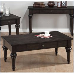 Jofran Coffee Table in Savannah Oak Finish