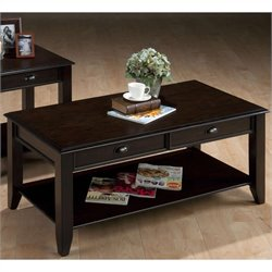 Jofran Coffee Table in Bartley Oak Finish
