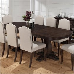 Jofran Butterfly Leaf Dining Table in Grand Terrace