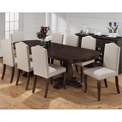 Jofran 9 Piece Dining Set in Grand Terrace