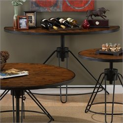 Jofran 413 Series Sofa Table in Rutledge Pine