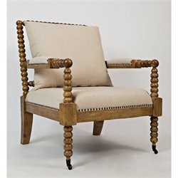 Jofran Collins Accent Chair in Vintage