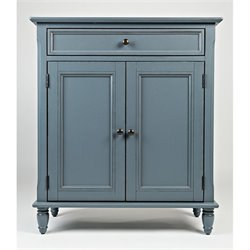Jofran Avignon Accent Chest in Cornflower Blue