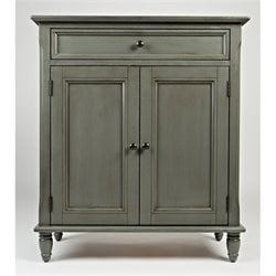 Jofran Avignon Accent Chest in Storm in Gray