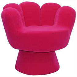 Lumisource Mitt Chair in Pink