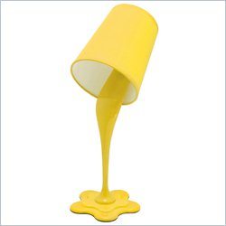 Lumisource Woopsy Lamp in Yellow