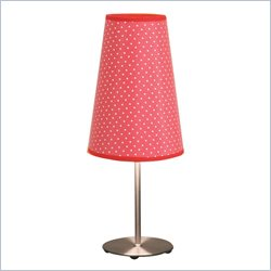 Lumisource Dot Table Lamp in Red