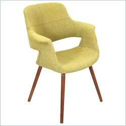 Lumisource Vintage Flair Chair in Green