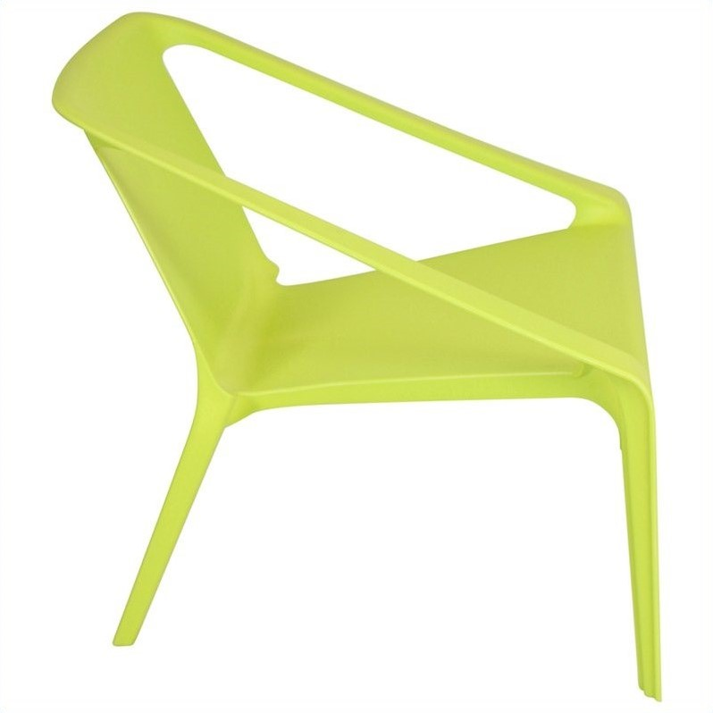 Lumisource Transitions Chair in Green