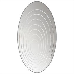 Lumisource Ripples Oval Mirror