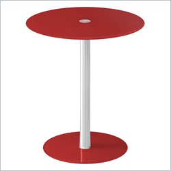 Lumisource Spool Table in Red