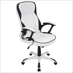 Lumisource Storm Office Chair in White