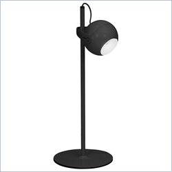 Lumisource Focus LED Table Lamp in Black