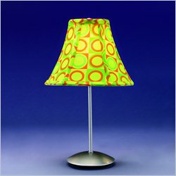 Lumisource Retro Table Lamp in Green