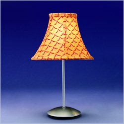 Lumisource Retro Table Lamp in Orange