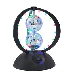 Lumisource Disco Planet Ball in Multicolor
