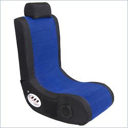 Lumisource A44 Boomchair in Black and Blue