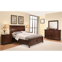 Alaina 5 Piece Bedroom Set