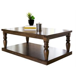 Abbyson Living Westley Wood Coffee Table