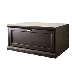 Abbyson Living Nadia Bookcase Drawer Base
