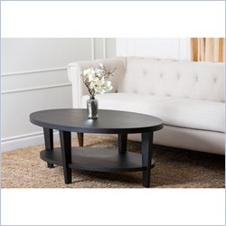 Abbyson Living Forgia Wood Table in Oak