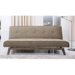 Abbyson Living Alexandra Convertible Sofa in Green