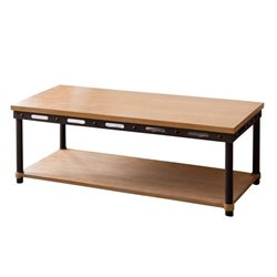 Abbyson Living Byron Coffee Table in Natural
