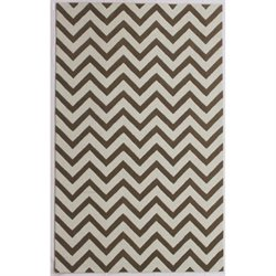 Abbyson Living 8' x 10' New Zealand Wool Rug in Gold