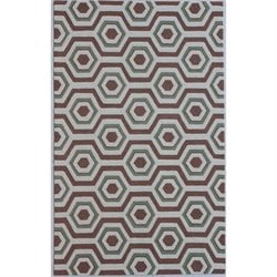 Abbyson Living 8' x 10' New Zealand Wool Rug in Tawny Brown